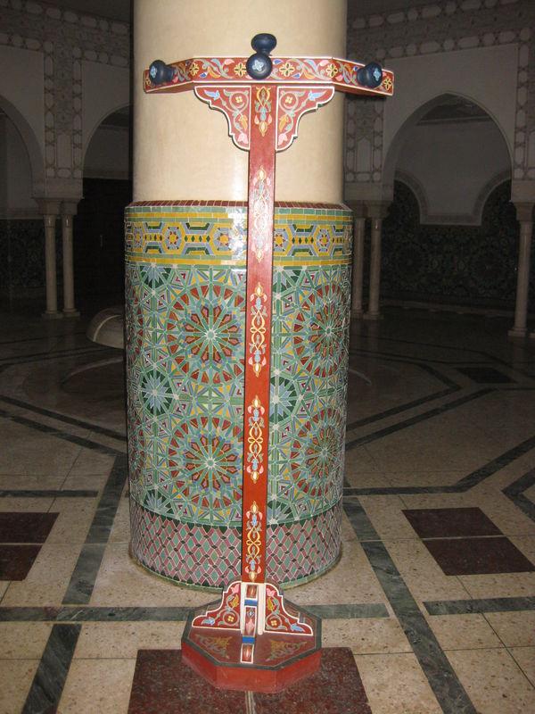 Casablanca, la mosquée Hassan II