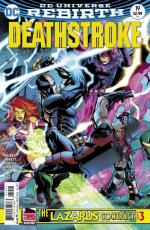 rebirth deathstroke 19