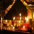 Soirée bougies