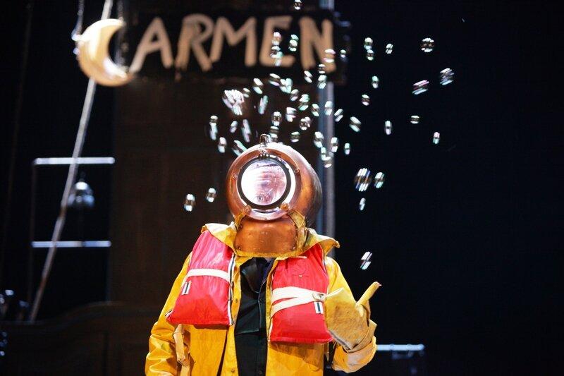 Une cArMen en Turakie 43