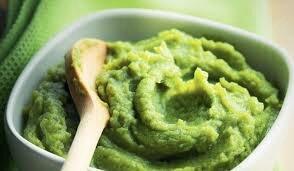 purée brocolis