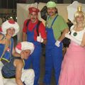 Groupe Cosplay Mario 2