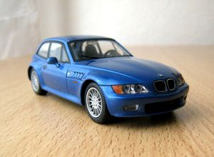 Bmw Z3 coupé 01 -Schuco-