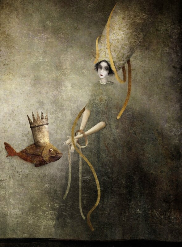 Gabriel Pacheco 1973 - Mexican Surrealist Visionary painter - Tutt'Art@ (74)