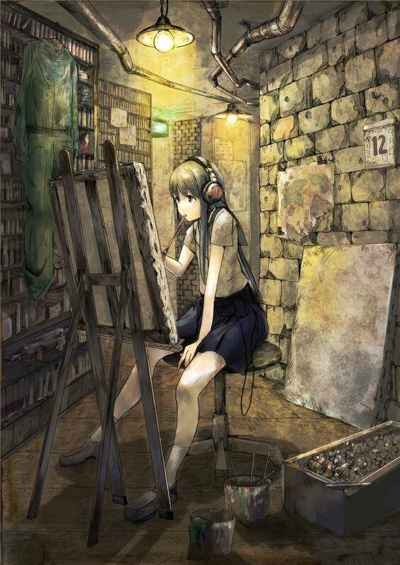 0060 artiste inconnu manga
