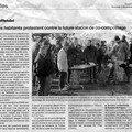 Rdv citoyen : article ouest-france