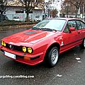 Alfa romeo alfetta GTV (Retrorencard decembre 2011) 01