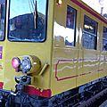 train jaune et bains de st thomas (2eme album)