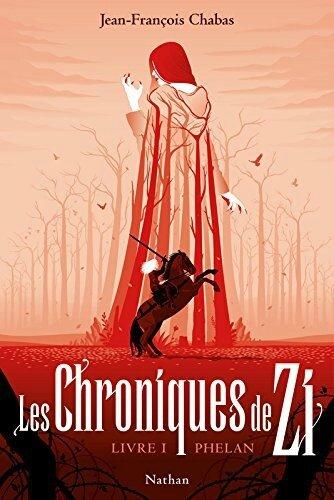 Les chroniques de Zi, T1 Phelan, de Jean-François Chabas, chez Nathan ***