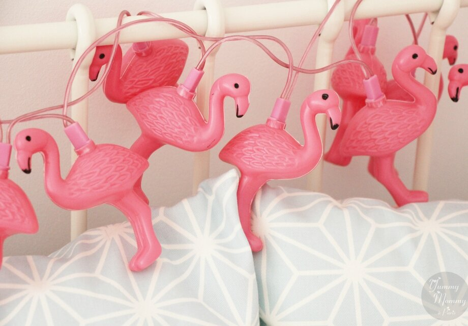 Une d co flamant kitch comme j 39 adooore mes jolis grigris for Deco flamant rose