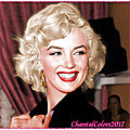 Marilyn coloriée 2017 3
