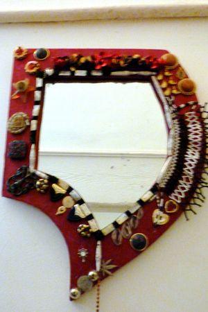 miroir brocante 2