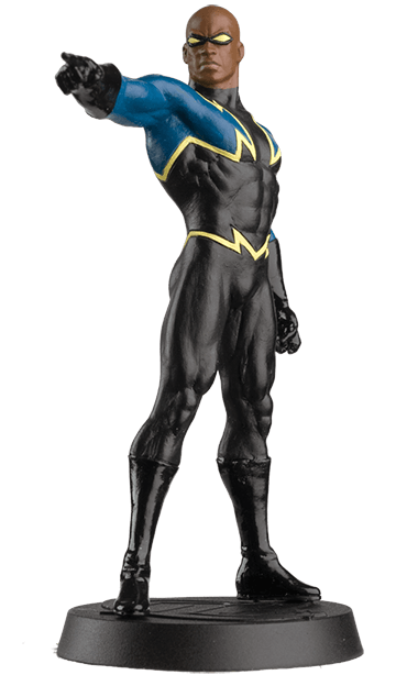 eaglemoss DC black lightning