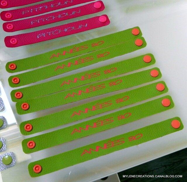 bracelets simili-001