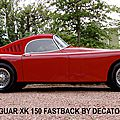 fastback,marc-gordon-jaguar xk 150,jaguar xk 150 roadster,jaguar xk 150 ots,jaguar xk,decatoire