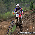 2013 : Motocross Poulangy