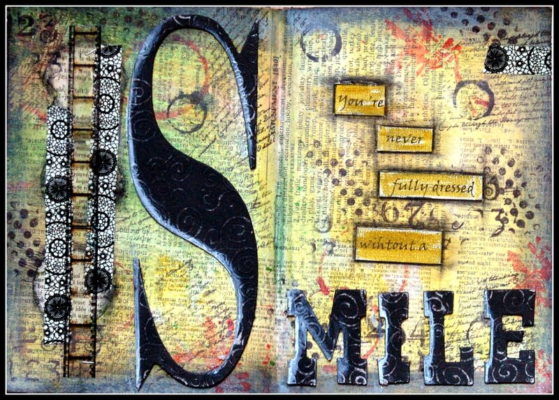 9 Art journal 2015