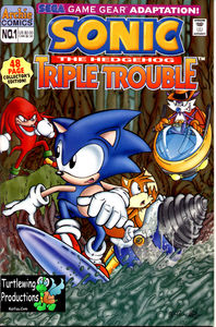 Archie_Game_Adaptations___Sonic_Triple_Trouble___Cover
