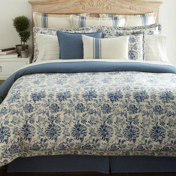 high-quality-bedroom-linen-Bluff-point-bedding-collection-_ralph-lauren