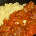 Boulettes Kefta 