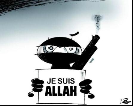 islam allah prophete humour charlie hebdo