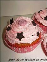 cupcakes topping framboises (2)