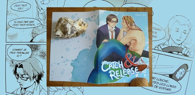Catch and release fanzine Linda Tea image