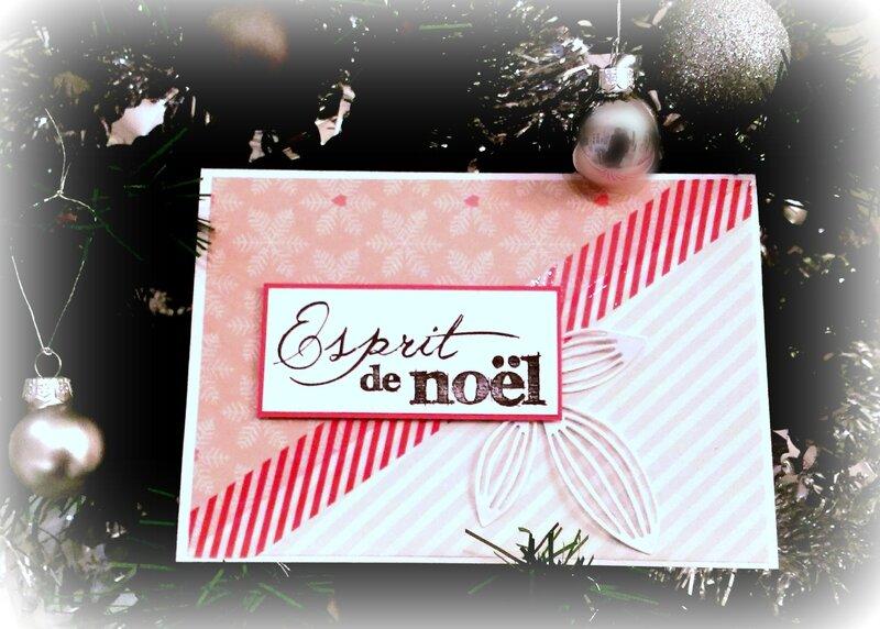 7 carte noel
