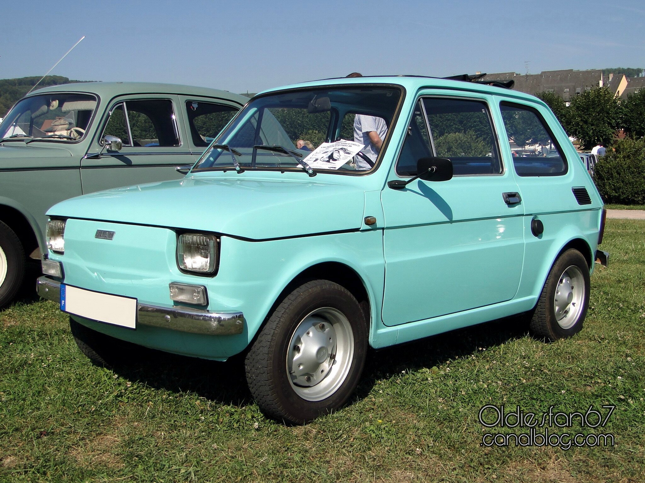 fiat 126 1975 oldiesfan67 mon blog auto. Black Bedroom Furniture Sets. Home Design Ideas