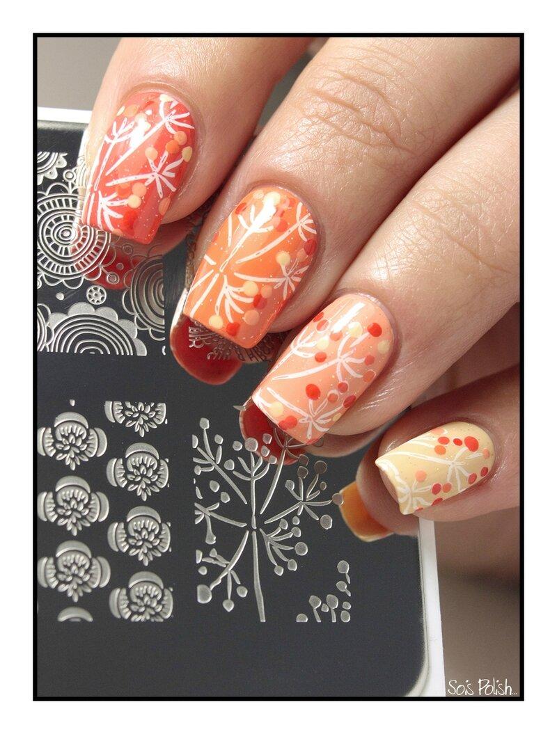 Kiko GiodeGiovanni Avril Kleancolor Stamping Sois Polish