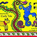 A Curly Tale cover