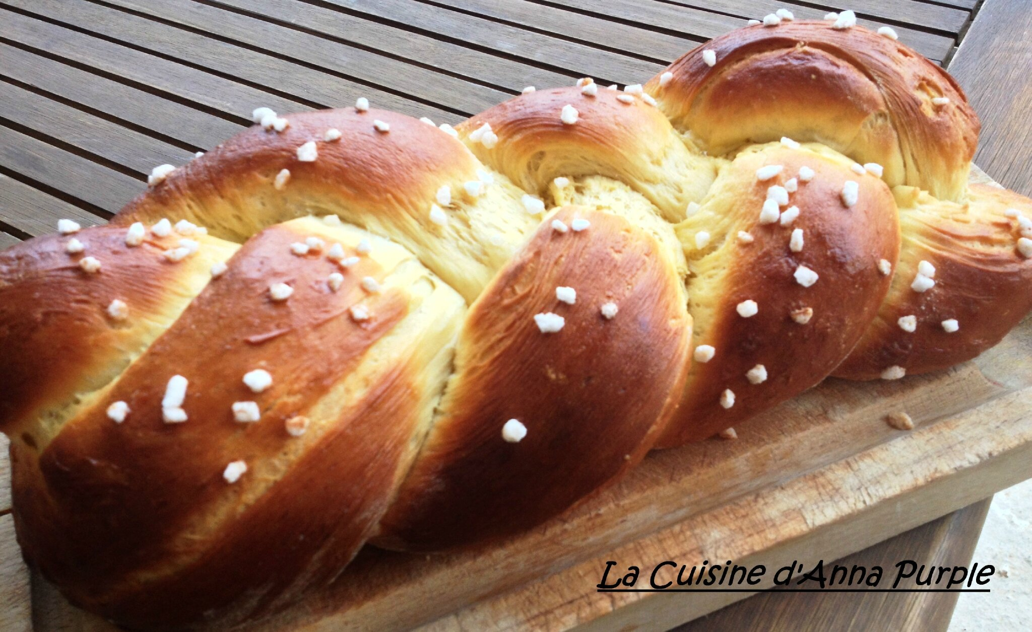 Brioche version light au fromage blanc sans beurre