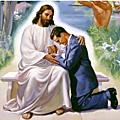 Evangile et homélie du jeudi 03 nov 2016. il y a de la joie chez les anges de dieu pour un seul pécheur qui se convertit