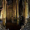 Monastère Shwenandauw - Mandalay - Myanmar (Birmanie)