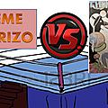 Creme chorizo vs thon provencal !