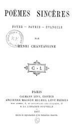 Henri Chantavoine couv (2)