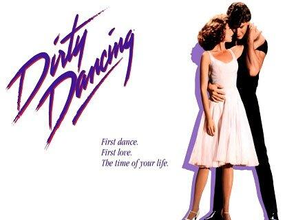 Le mythique Dirty Dancing!