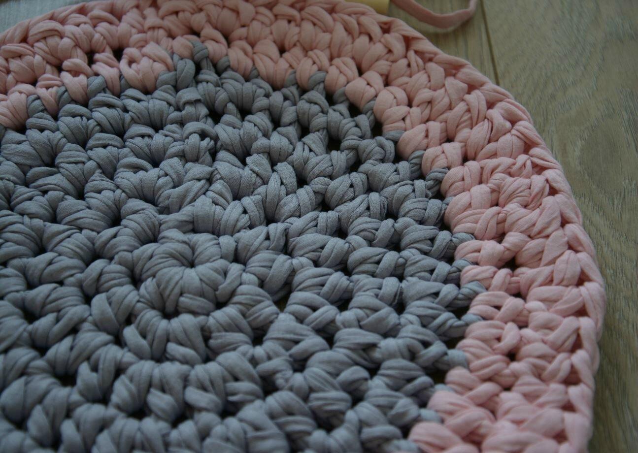 Carrelage Design tapis crochet : TAPIS AU CROCHET - Les Vu00eatements de J O E