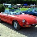 Alfa roméo 1600 spider de 1975 (1972-1975)(8ème Rohan-Locomotion) 01
