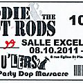 2011-10-08 Eddie & The Hot Rods