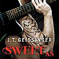 Sweet as sin (bad habit #1) by j.t. geissinger (arc provided for an honest review)