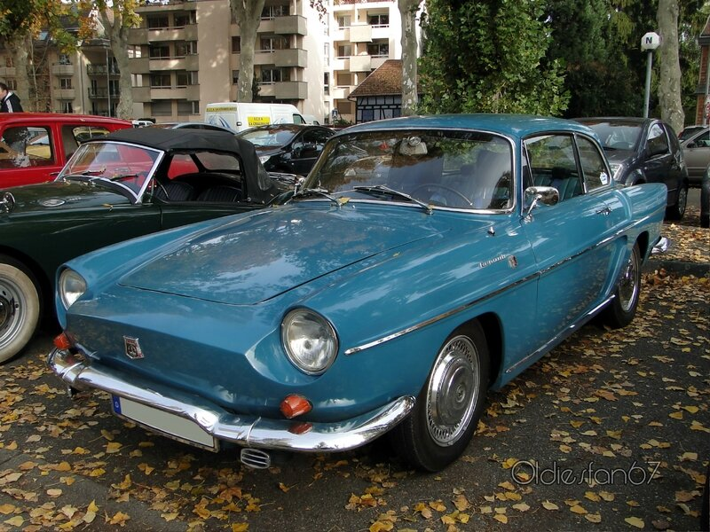 Renault caravelle 1958 1968 a