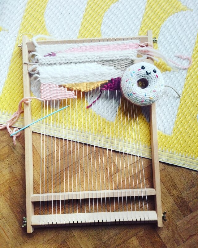 tissage-laine-donut-crochet