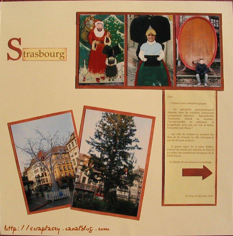 Strasbourg - page gauche