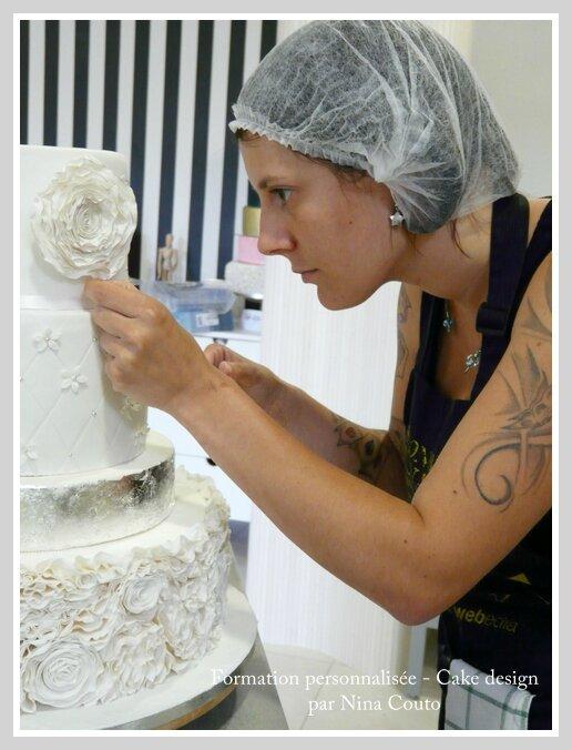 Formation cake design nimes Angelique 2