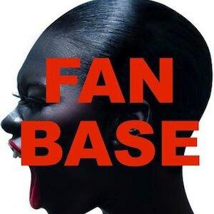 Fan base 300