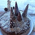 Black forest chocolate