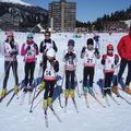 Nordic Skieur Cross du Lioran 6 mars 2010