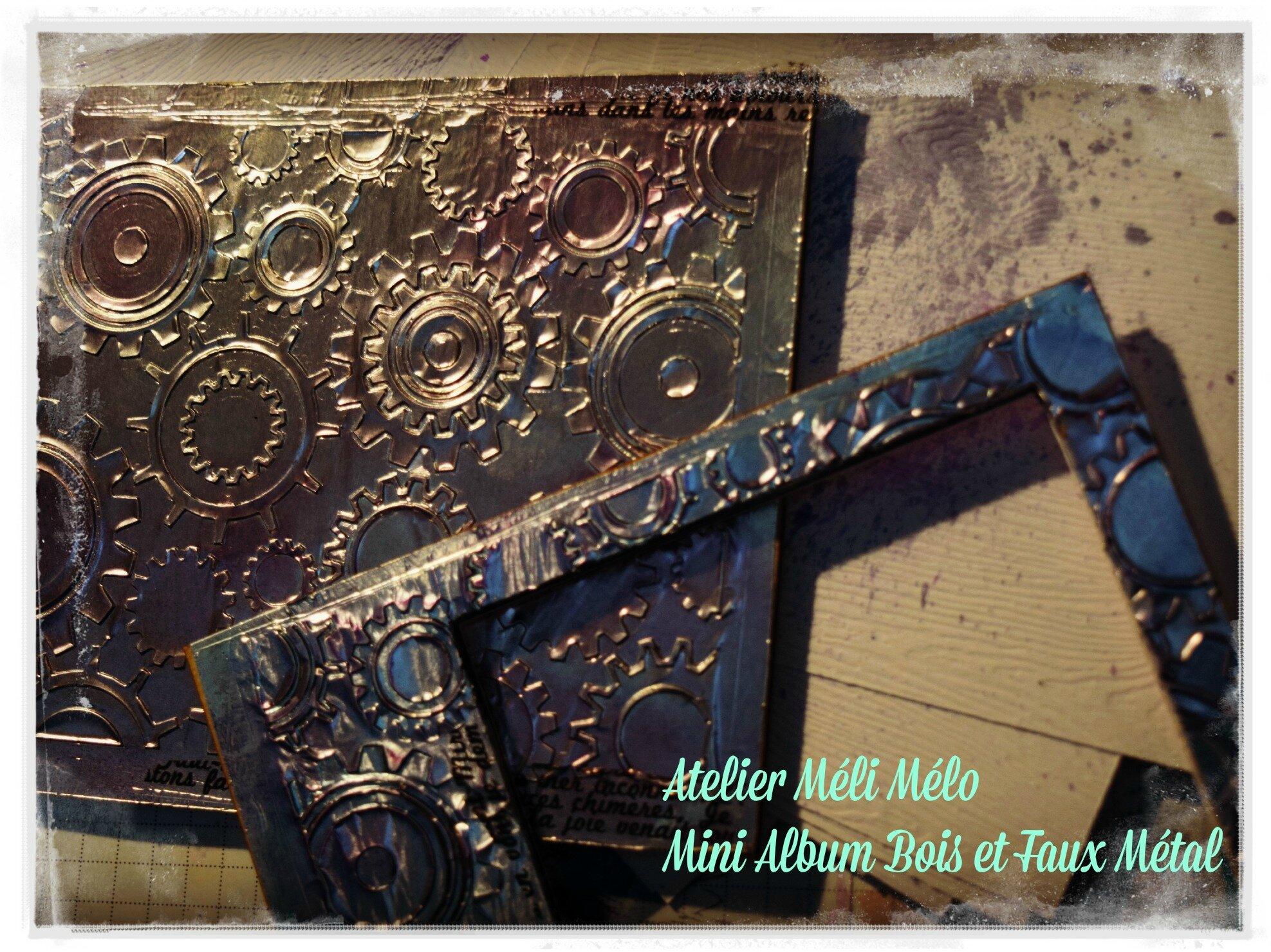 Atelier Mini Album