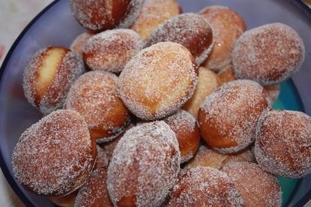 Les mini beignets l ana et les tripl s - Recette pate a beignet sucre ...